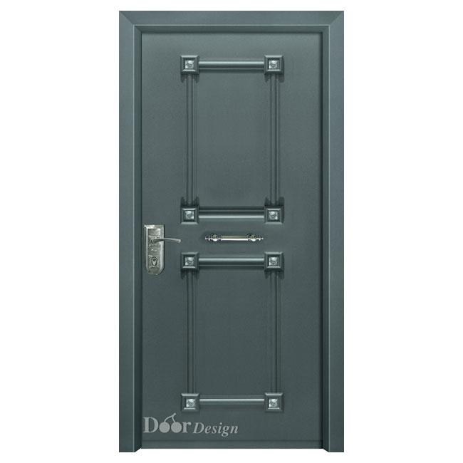 דלתות פלדה D9584