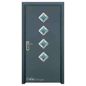 דלתות פלדה D9588