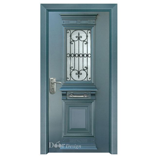 דלתות פלדה D9612