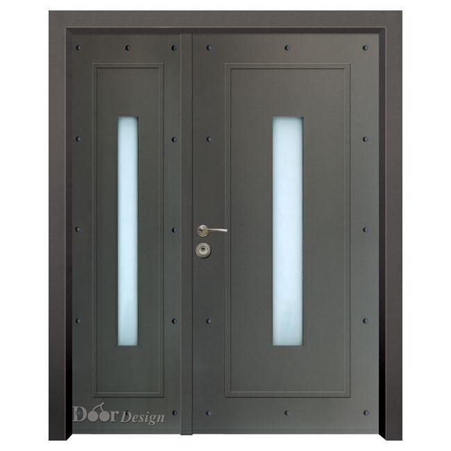 דלתות פלדה D9846