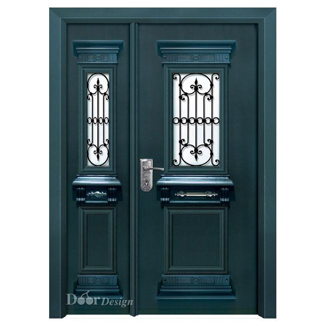 דלתות פלדה D9871