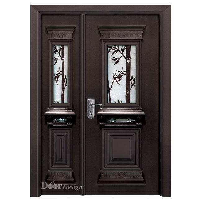 D9872 דלתות פלדה