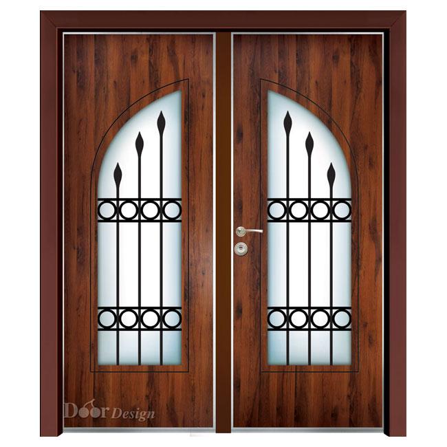דלתות כניסה d7227