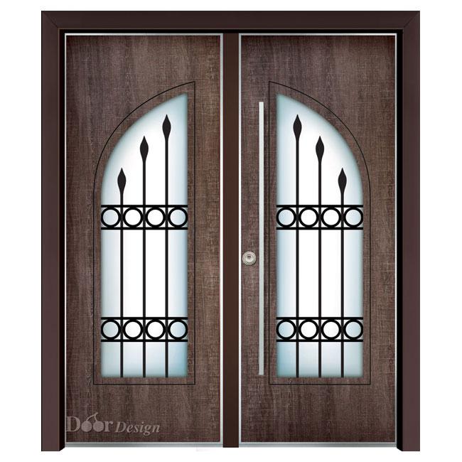 דלתות כניסה d7228